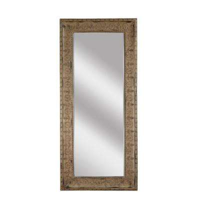 Metal Decorative Framed Mirror