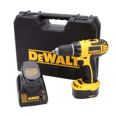 14.4-Volt Ni-Cad 1/2 in. Cordless Compact Drill Kit