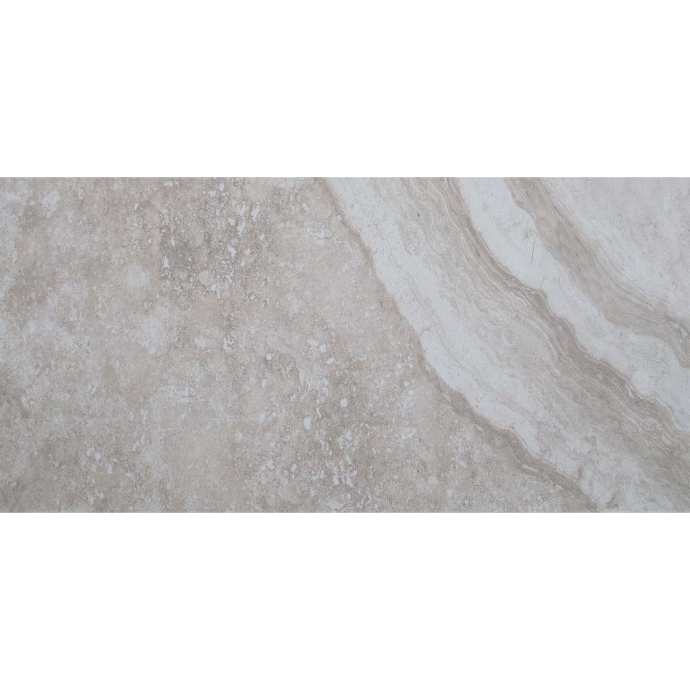Msi bergamo gris 12 in x 24 in glazed ceramic floor and wall glazed ceramic floor and wall tile dailygadgetfo Gallery