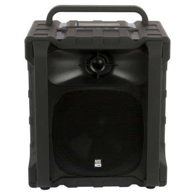 Sonic Boom 2 Tailgate Speaker with Cooper Grill in Black