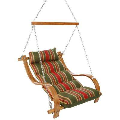 Trellis Garden Single Cushion Patio Swing  sc 1 st  Home Depot & Quilted - Hammock Chair - Hammocks - Patio Furniture - The Home Depot