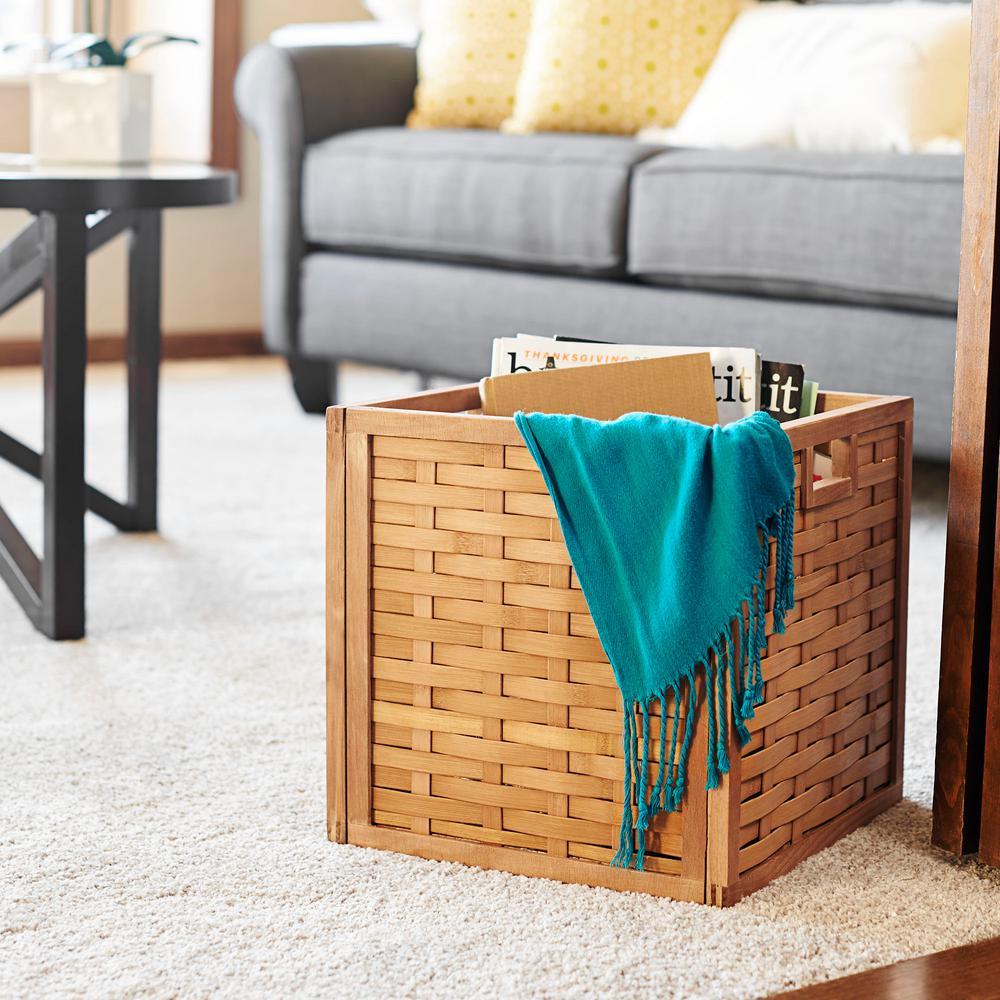 Bamboo and Poplar KD Box