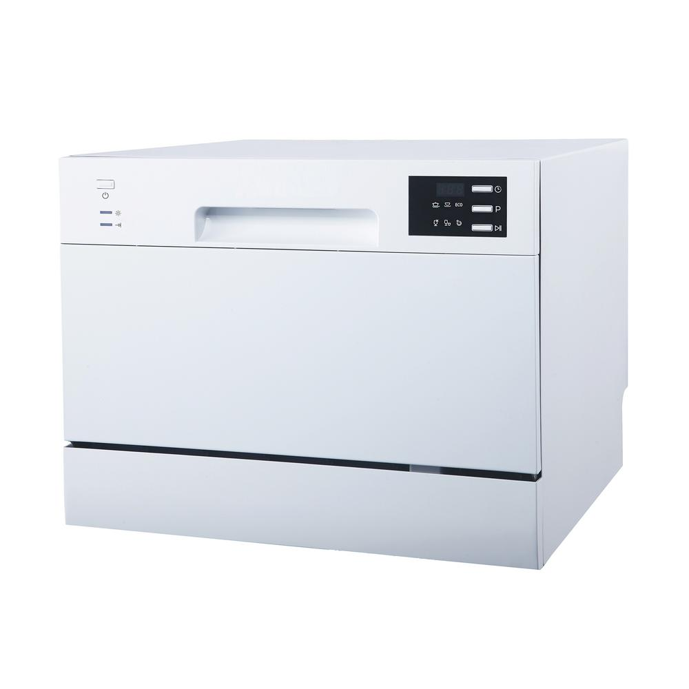 cycles spt in sd dishwashers wash countertop with silver dishwasher portable p