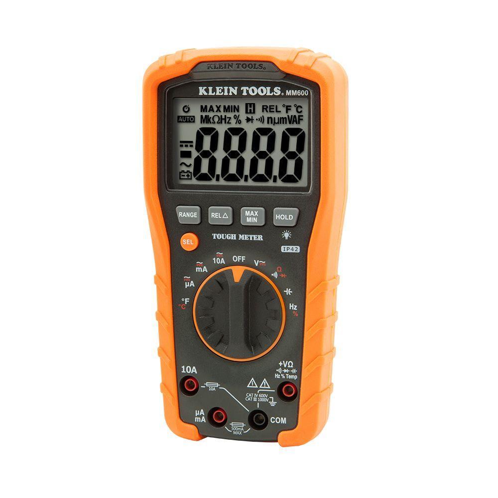 1000V Auto-Ranging Digital Multimeter