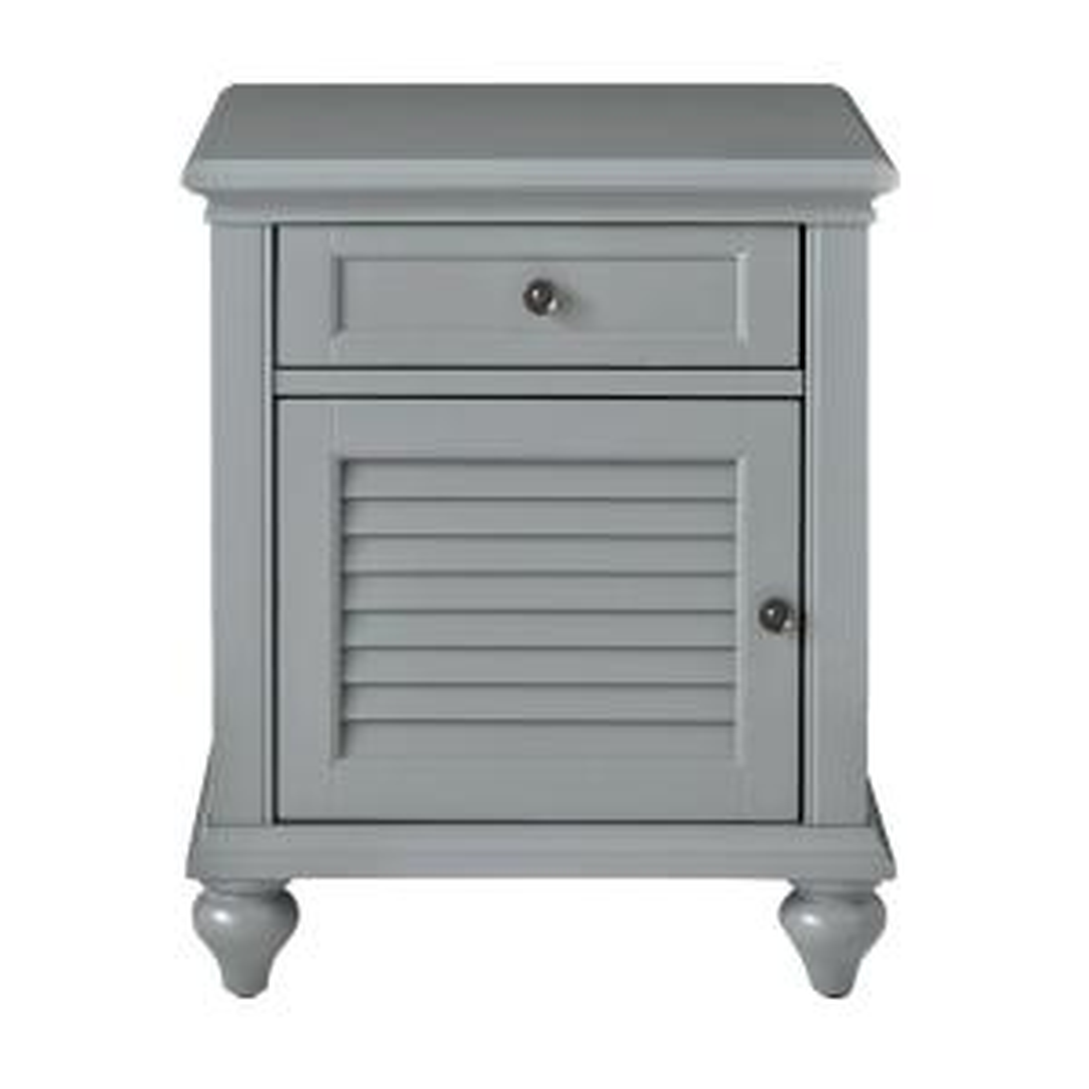 Hamilton Grey Side Table