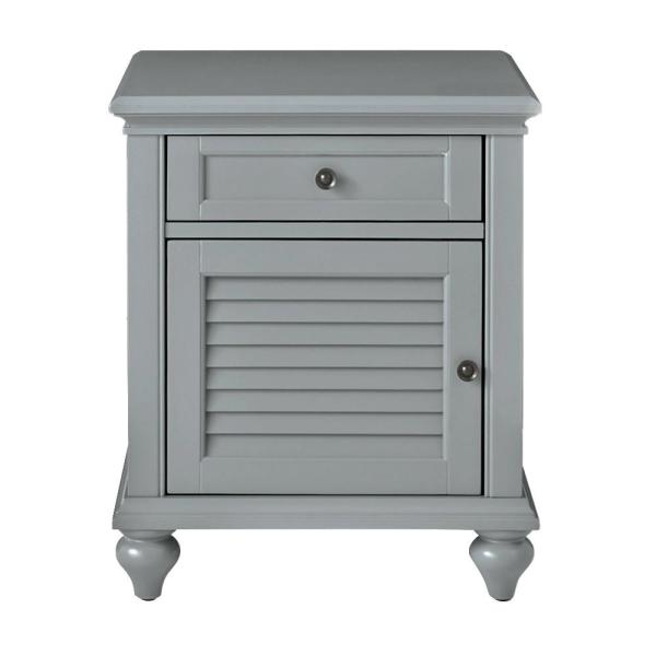 Hamilton Grey Side Table
