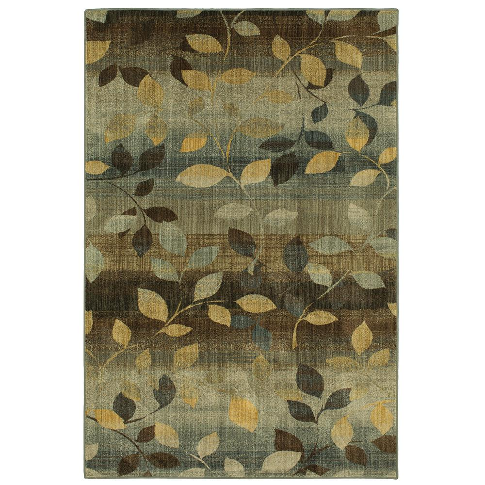 Mohawk Home Dled Sea 8 Ft X 11 Indoor Outdoor Area Rug