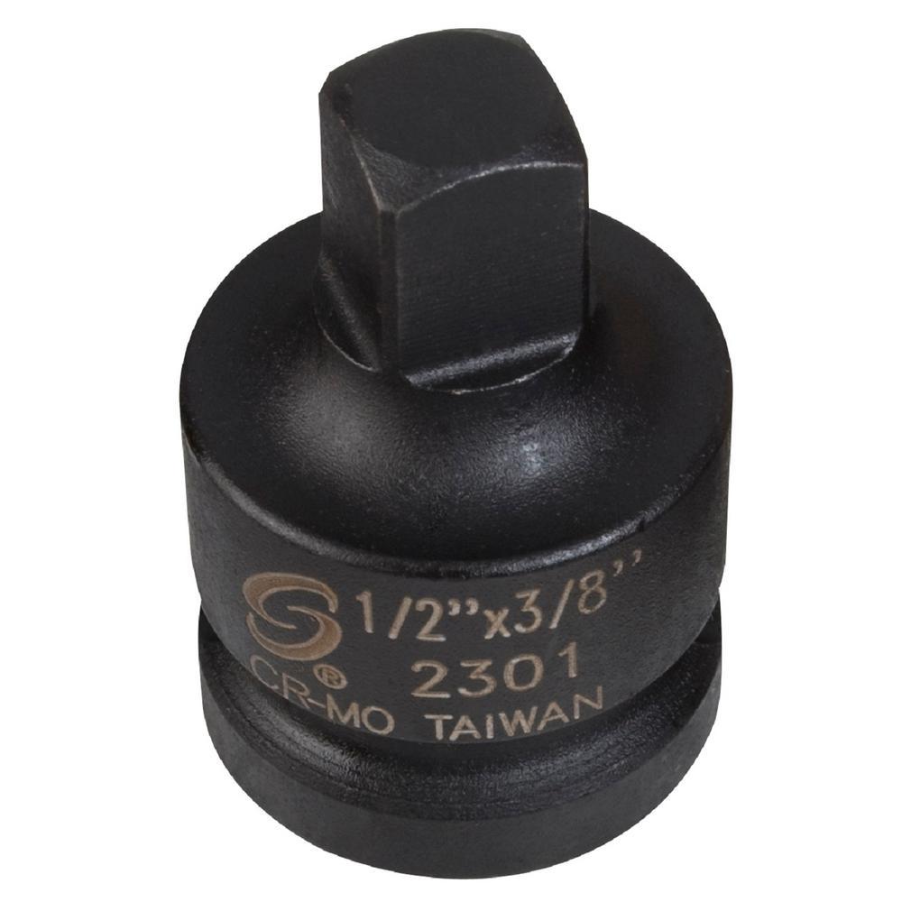 1/2 in. Female 3/8 in. Male Adapter Socket