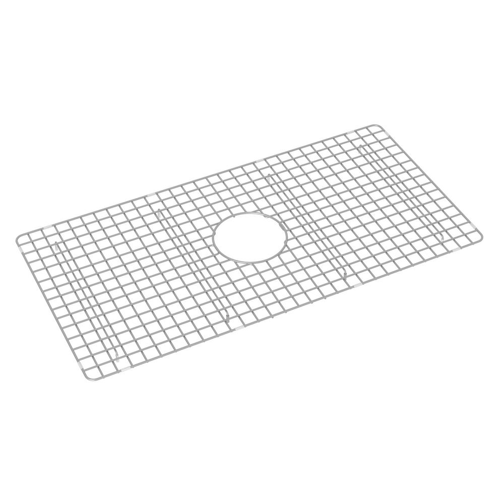 Rohl Shaws 15 in. x 29-3/4 in. Wire Sink Grid for RC3318 Kitchen ...