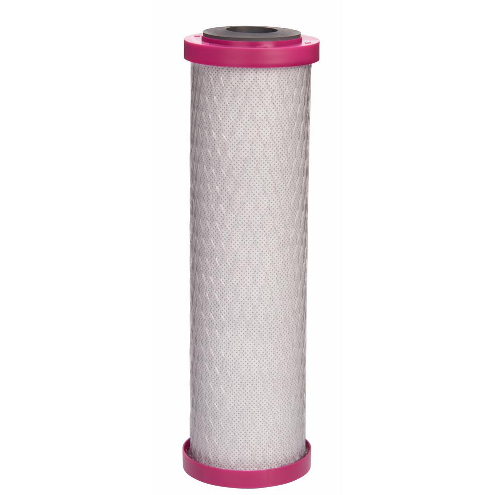Basic Carbon Universal Fit Under Sink Replacement Water Filter (Fits EPU3
