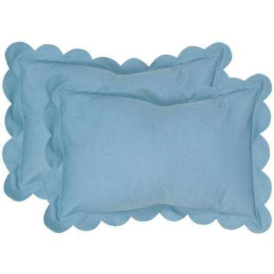 Pinafore Texture & Weaves Pillow (2-Pack)