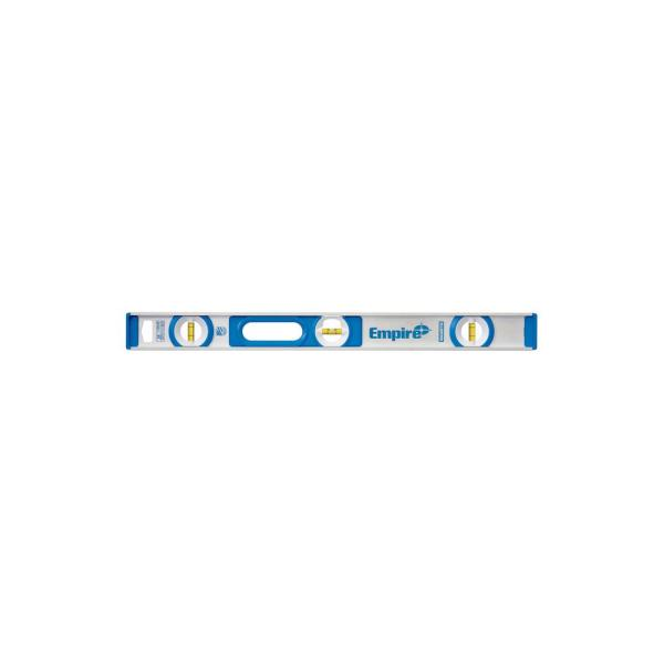 24 in. Aluminum Magnetic I-Beam Level