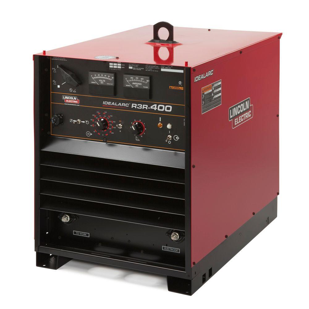 Lincoln Electric 500 Amp Idealarc R3R-400 Stick/TIG Welde...