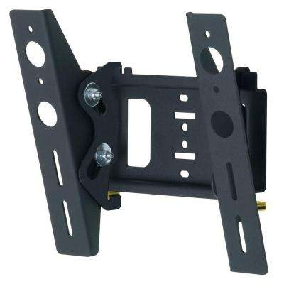 Adjustable Tilt TV Mount for 0 - 39 in. Flat Panel TVs