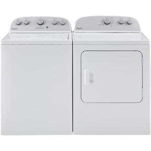 white whirlpool top load washers wtw5000dw 77_300 whirlpool 4 3 cu ft high efficiency top load washer with quick  at edmiracle.co