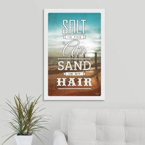 Greatbigcanvas The Voice Of The Sea By John Jones Canvas Wall Art 2349966 24 20x30 The Home Depot