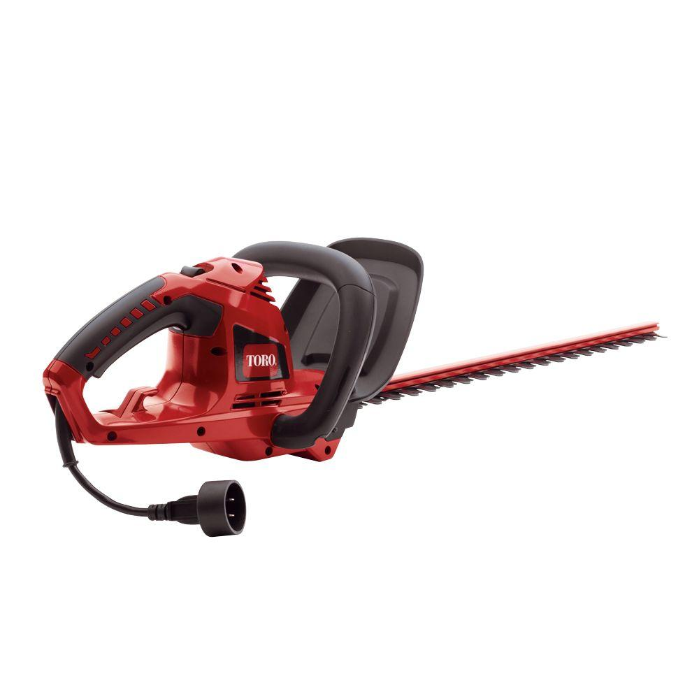 Toro 22 in. Corded Hedge Trimmer