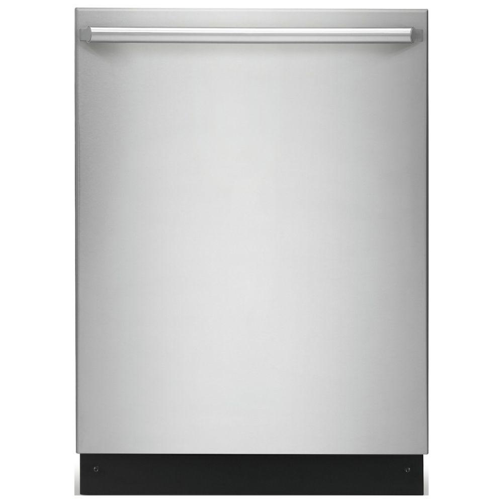 Electrolux IQ Touch Top Control Tall Tub Dishwasher in Stainless Steel with Stainless Steel Tub and Satellite Spray Arm