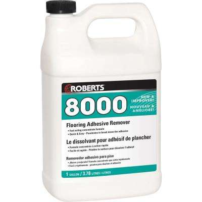 8000 1 Gal. Concentrated Flooring and Adhesive Remover