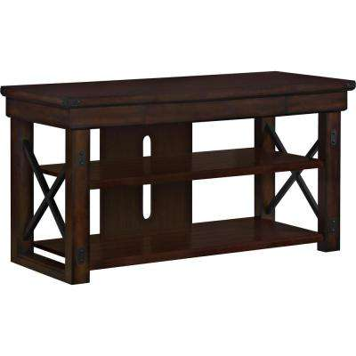 Forest Grove 50 in. Espresso TV Console
