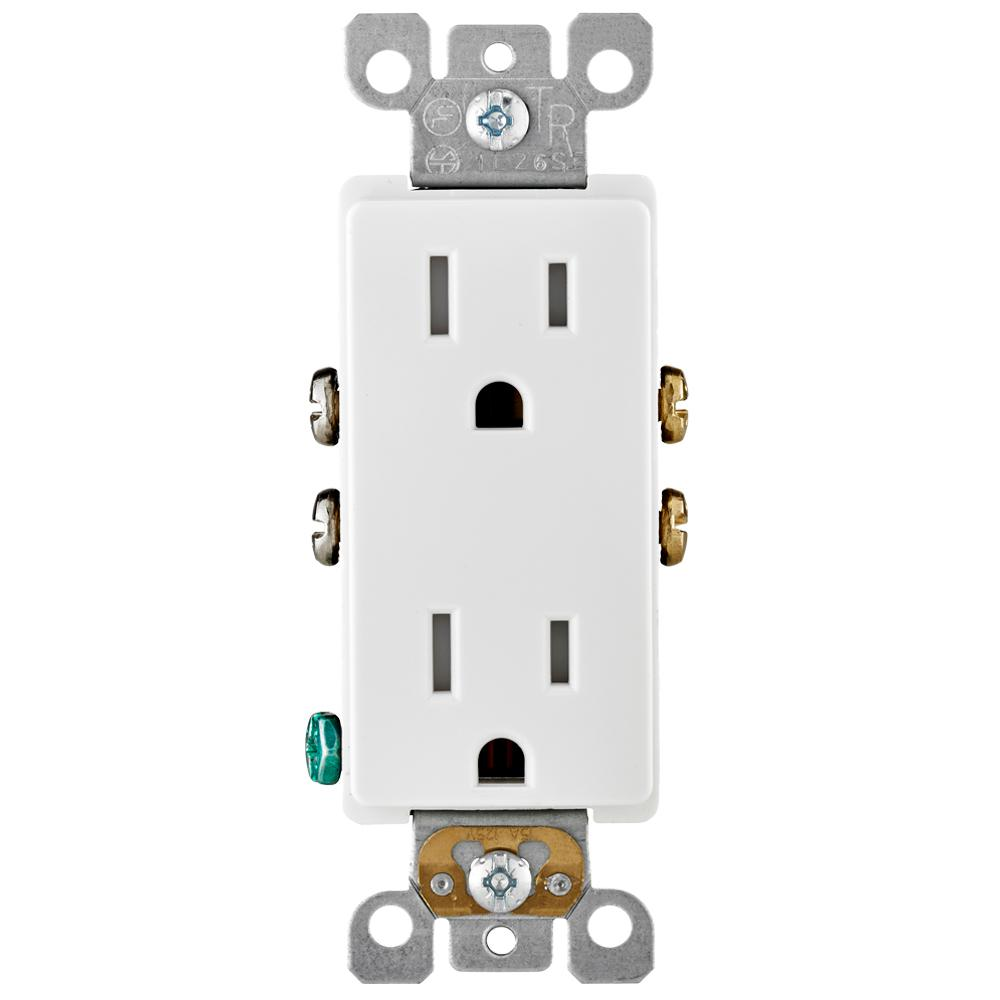Awesome Leviton Outlet Adornment - Diagram Wiring Ideas - ompib.info