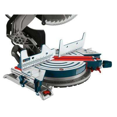 Miter Saw Crown Stop Accessory with Left and Right Stops for Cutting Crown Molding