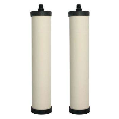 Under-Sink StillPure Replacement Water Filter Cartridge (2-Pack)