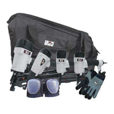 Nail Gun Kit (4-Piece)