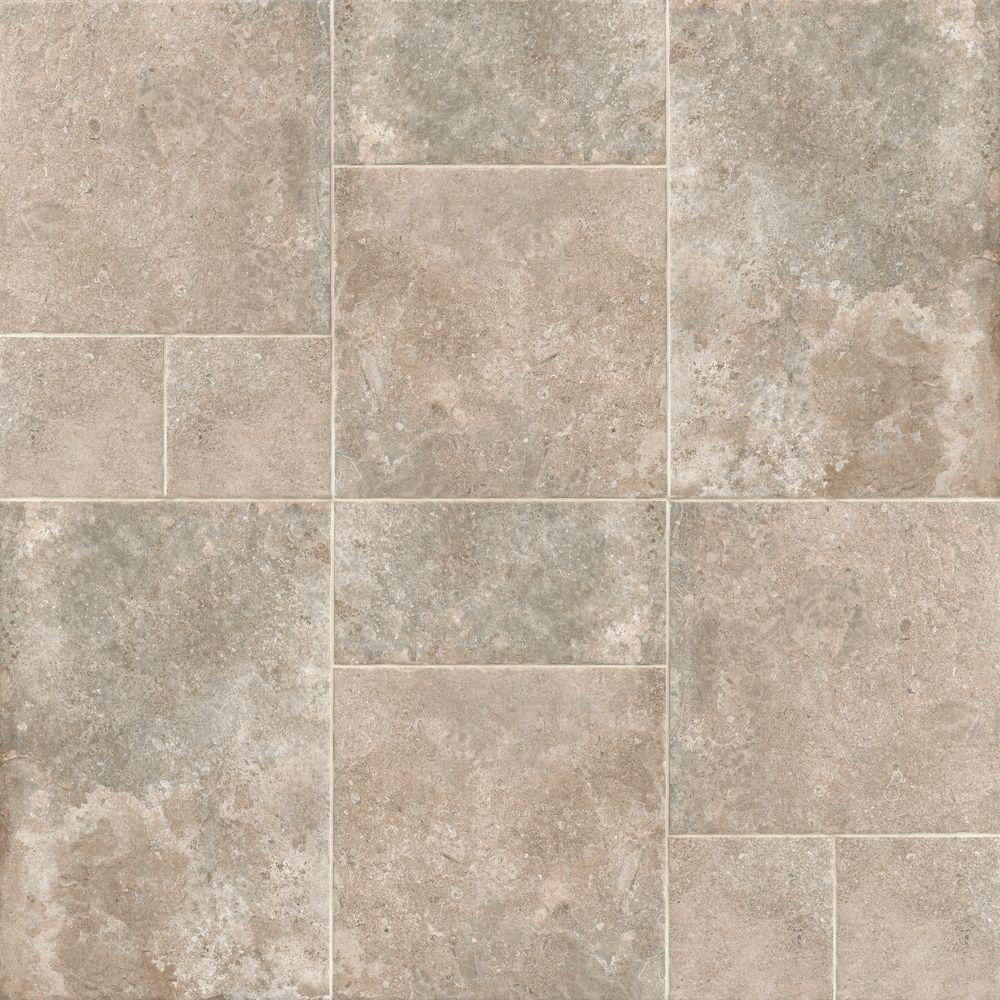 Msi Villa Crema Versailles Pattern Glazed Porcelain Floor And Wall Tile 1 Kit 9 36 Sq Ft Case Nvilcre Pat The Home Depot