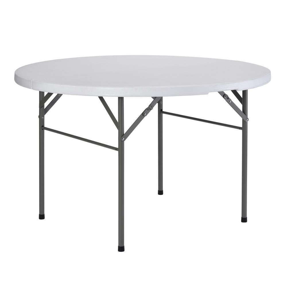 31 Lb Folding Tables Storage Organization The Home Depot