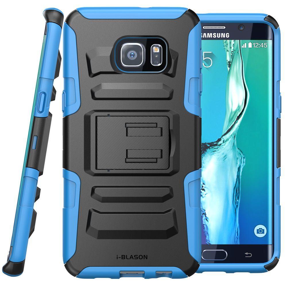 i-Blason Galaxy S6 Edge Plus Prime Series Holster Case with Kickstand,