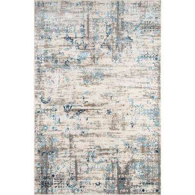 Juliet Blue 5 ft. x 8 ft. Indoor Area Rug