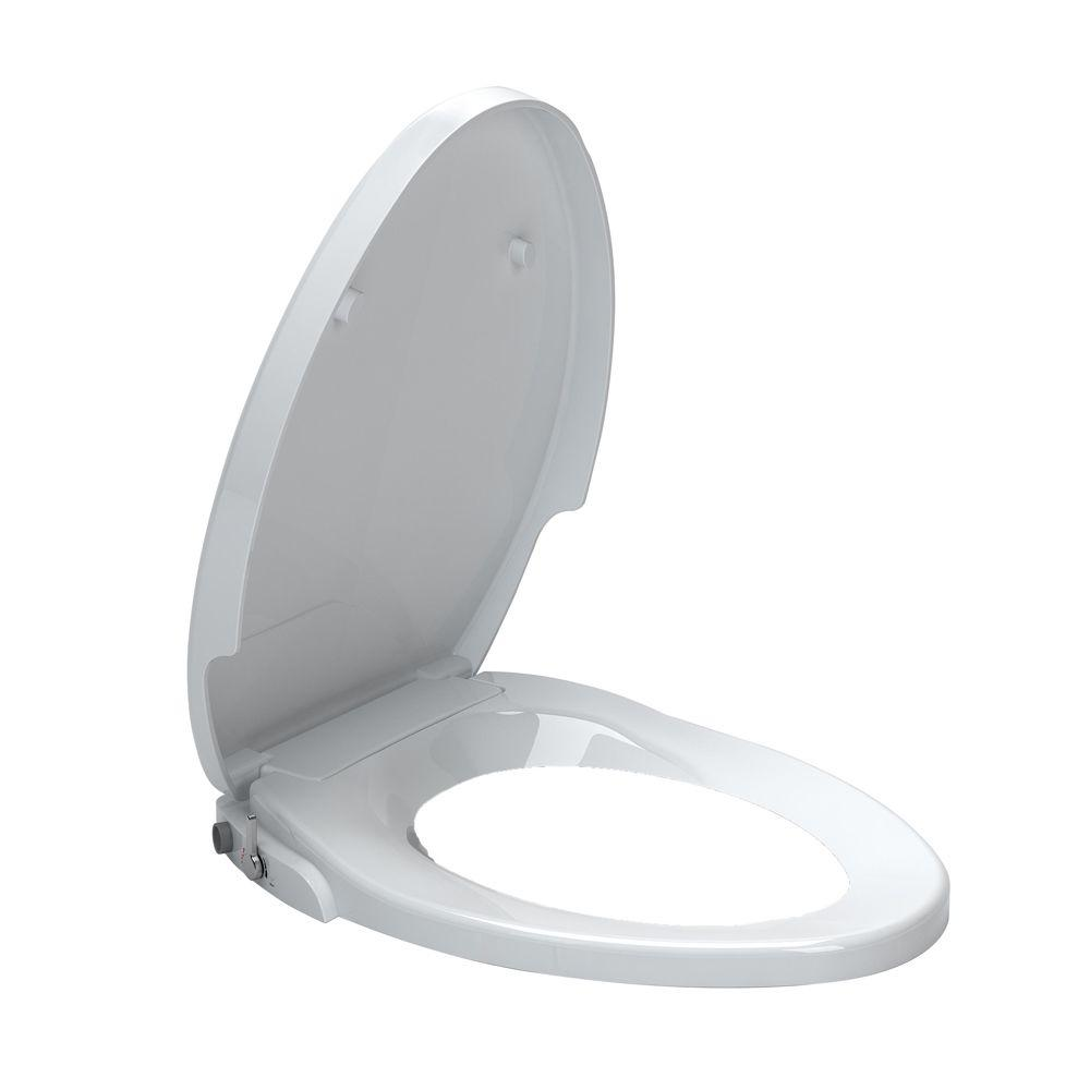 American Standard Aquawash Non Electric Slow Close Bidet