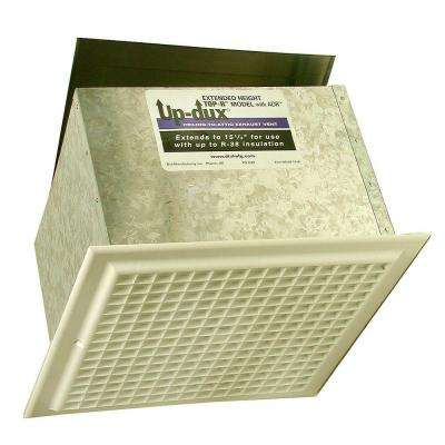 Up-Dux Extended Height 14 in. x 15-1/2 in. Evaporative Cooler Ceiling Vent