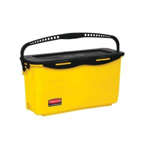 Rubbermaid Commercial Products HYGEN Top Down Charging Bucket by Rubbermaid Commercial Products