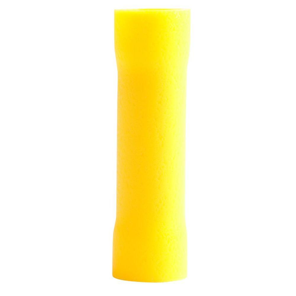 Gardner Bender 12 10 AWG Yellow Butt Splice Wire Connectors 50