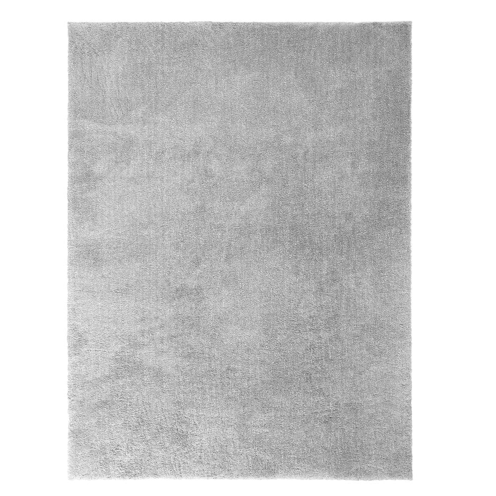 Home Decorators Collection Ethereal Shag Grey 7 ft. x 10 ft. Indoor Area Rug
