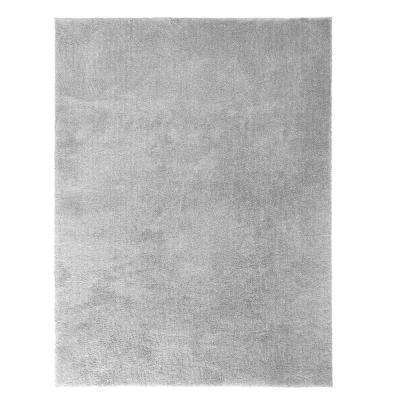 Ethereal Shag Grey 7 ft. x 10 ft. Indoor Area Rug