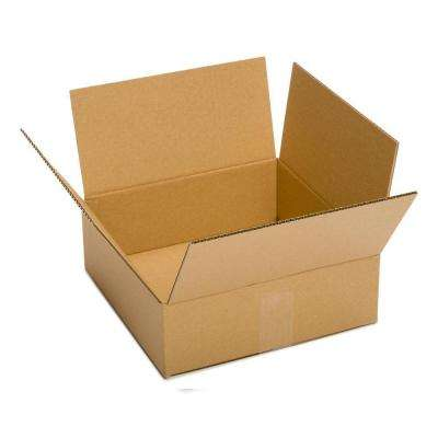 10 in. x 10 in. x 4 in. 25 Moving Box Bundle