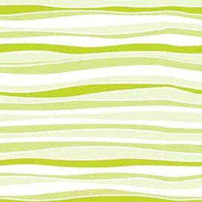 Creative Covering 18 in. x 20 ft. Wave Lime Self-Adhesive Vinyl Drawer and Shelf Liner (6-Rolls)