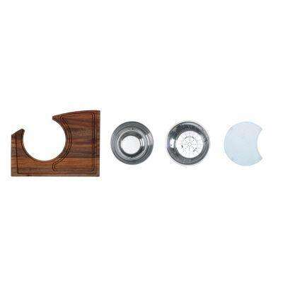 Accessory Pack for PEG-WC10 Series Kitchen Sinks