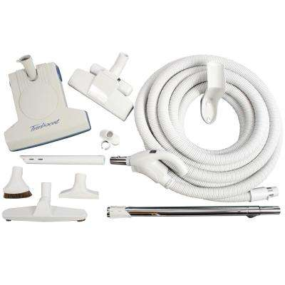 Turbocat Attachment Kit with 35 ft. Hose for Central Vacuums