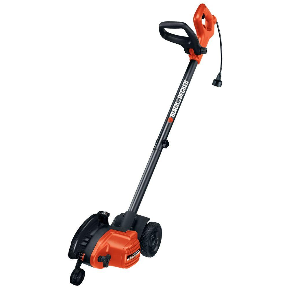 12 Amp Corded Electric 2 In 1 Landscape Edger/Trencher LE750   The Home  Depot