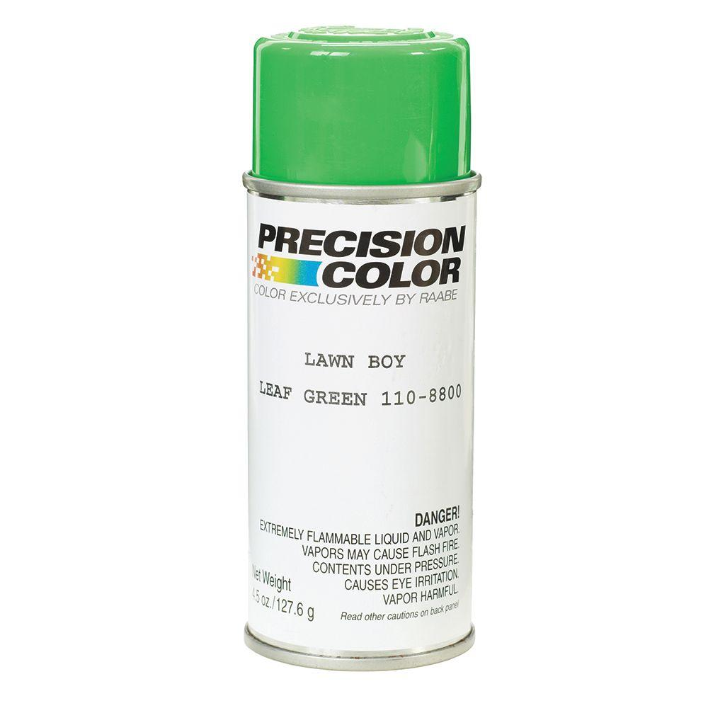 Lawn-Boy 4 5 oz  Green Paint Spray Can-110-8800 - The Home Depot