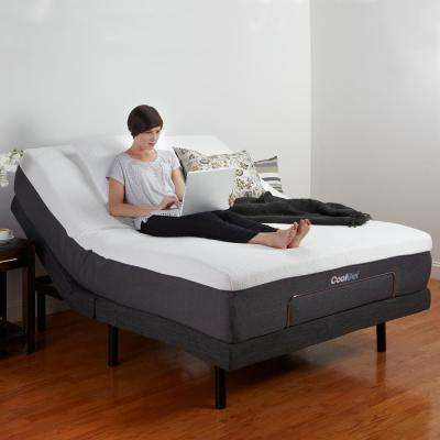 Adjustable Comfort Queen-Size Adjustable Bed Base
