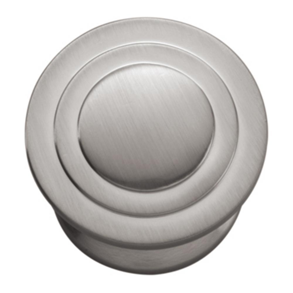 Decco 1-1/4 in. Satin Nickel Cabinet Knob