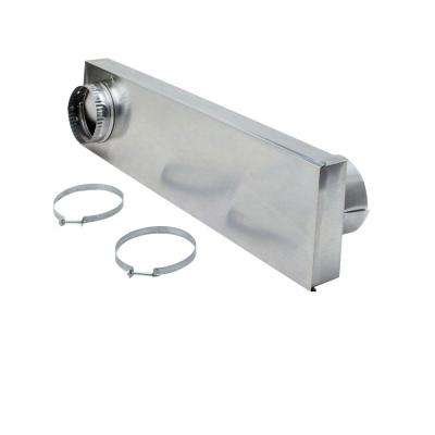 0-18 in. Dryer Periscope Vent Kit