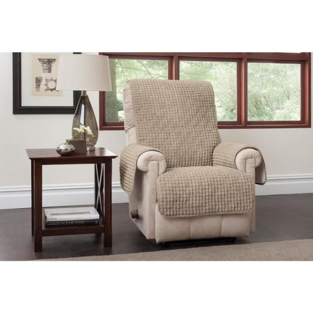 Puff Recliner Wing Natural Furniture
