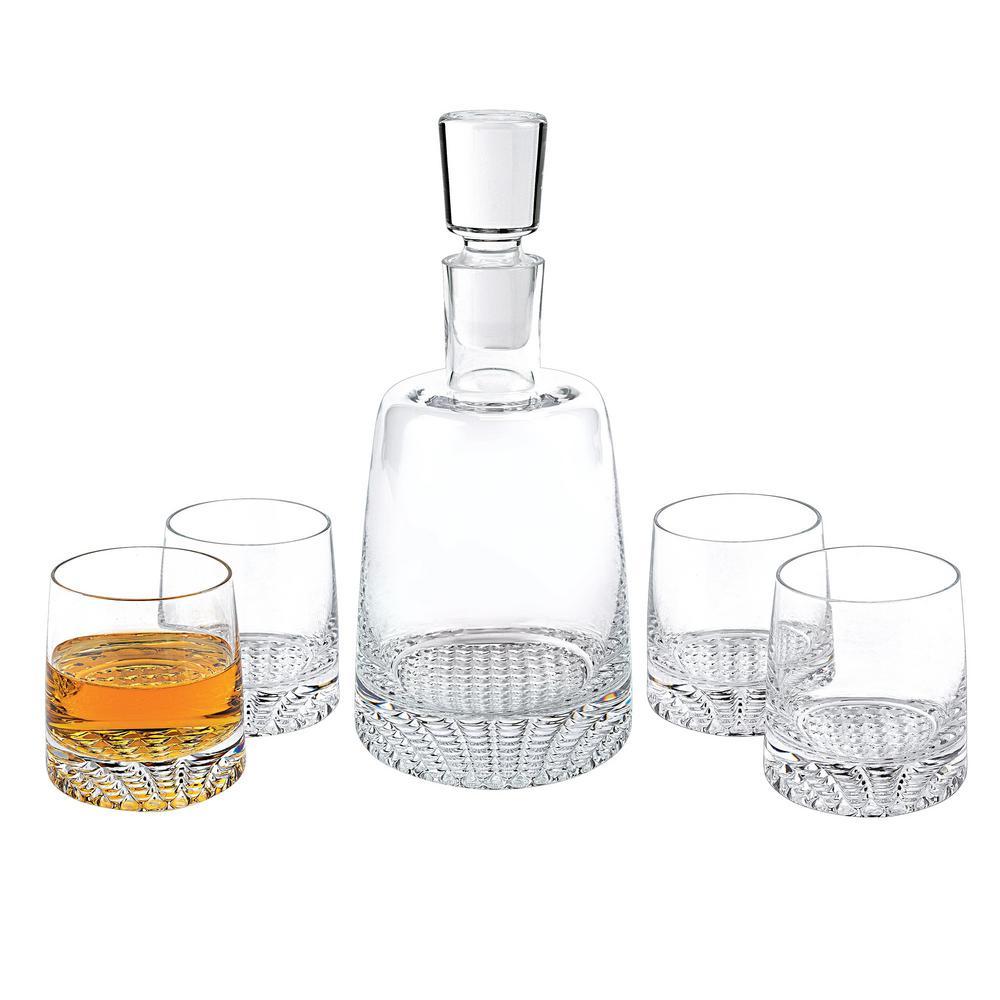Park Avenue 5-Piece Whiskey Set