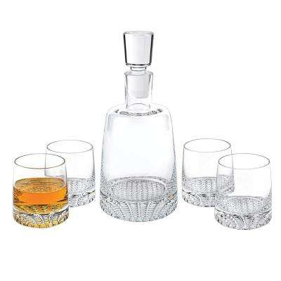 Park Avenue 5-Piece Whiskey Set